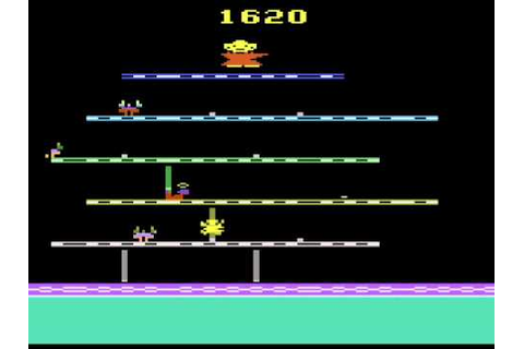 I Want My Mommy Atari 2600 Review - YouTube