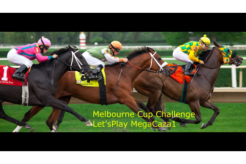 MegaCaza1 Let's Play Melbourne Cup Challenge PS2 - YouTube