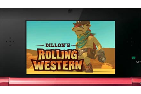 Dillon's Rolling Western Highlights This Week's Nintendo ...