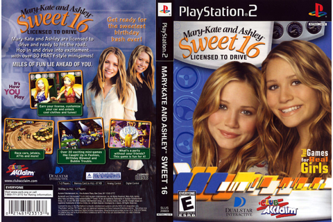 Image result for mary kate and ashley sweet 16 licensed to ...