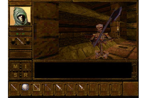 Скриншоты Descent to Undermountain на Old-Games.RU