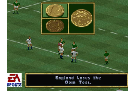 Rugby World Cup 95 (1994) - PC Game