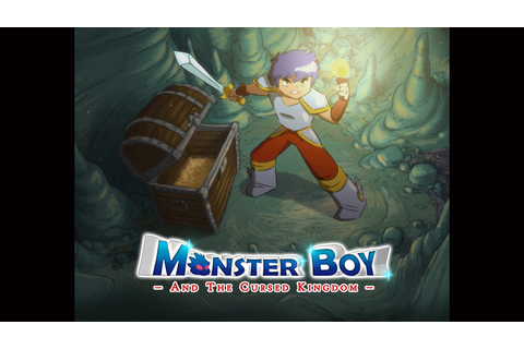 Monster Boy And The Cursed Kingdom Game | PS4 - PlayStation