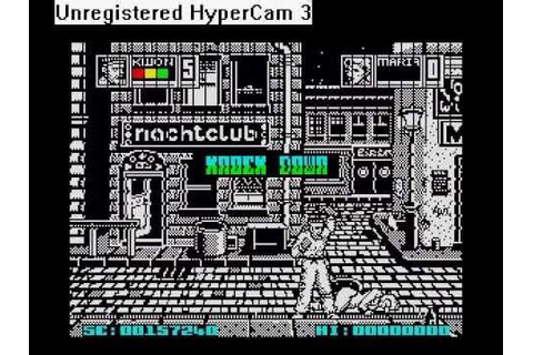 H.K.M. (Human Killing Machine) (ZX Spectrum) - YouTube