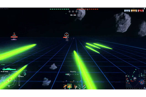 World Of Warships - SPACE BATTLESHIP YAMATO - YouTube