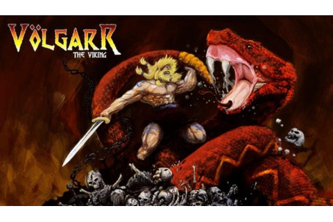 Volgarr the Viking Free Download « IGGGAMES