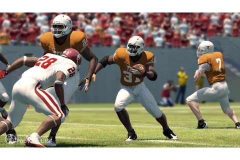 NCAA Football 13 - Second Game Update