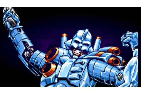 Turrican 3 Title Game Boy Version - YouTube
