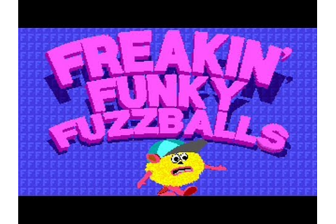 LGR - Freakin' Funky Fuzzballs - DOS PC Game Review - YouTube