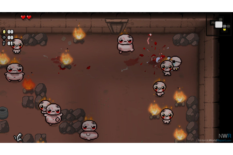 The Binding of Isaac: Afterbirth+ - Game - Nintendo World ...
