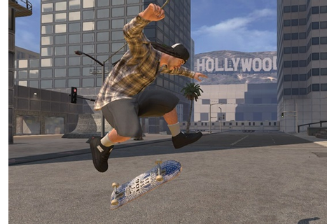 Tony Hawk's Pro Skater HD Game - Free Download Full ...