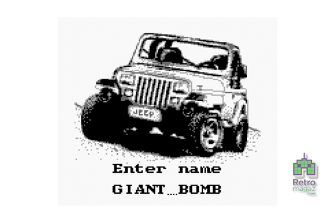 Jeep Jamboree Off Road Adventure | Nintendo GameBoy ...
