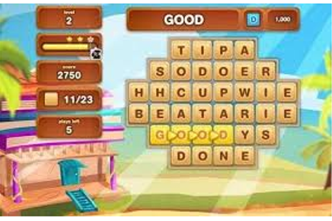 Letters of Gold - Word Search Game with Levels for Windows ...