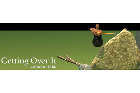 Getting over it with bennett foddy Trainer | Cheat Happens ...