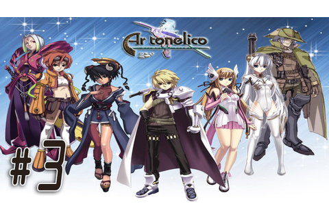Ar tonelico: Melody of Elemia 【Undub】~ Part 3 - YouTube