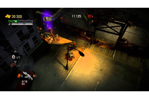 Dead Nation Apocalypse Free Zombie Shooter PSN PS4 Dead ...