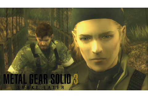 Metal Gear Solid 3: Snake Eater HD Collection - Gameplay ...
