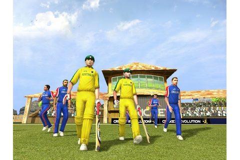 New Games: Download Cricket Revolution Updated Patch 1.7 Free