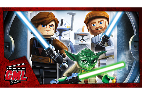 LEGO STAR WARS 3 : THE CLONE WARS - FILM JEU COMPLET EN ...