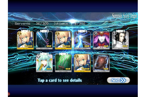 Download Fate/Grand Order (English) APK v1.26.1 - Free ...