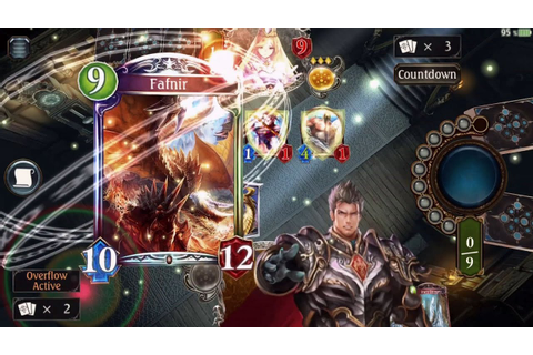 Shadowverse - Gameplay Trailer - YouTube