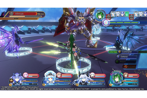 Megadimension Neptunia VII Free Game Download - Free PC ...