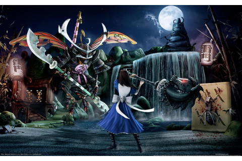 Alice: Madness Returns Full HD Wallpaper and Background ...