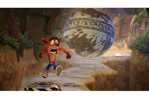 Crash Bandicoot N. Sane Trilogy's Crash 2 Debuts in New ...