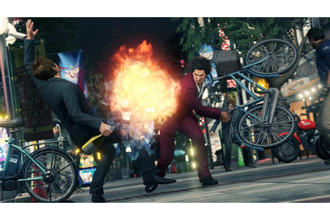 Yakuza: Like a Dragon Unveils New Images And Details About ...