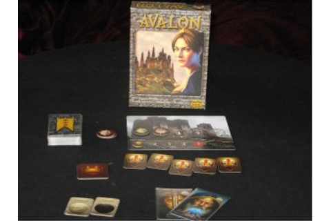Avalon…… to be a spy in king Arthurs Court! | NERDGEIST