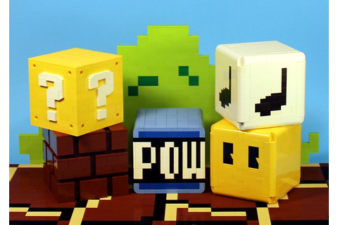 LEGO Super Mario Blocks are ready for punching | The ...