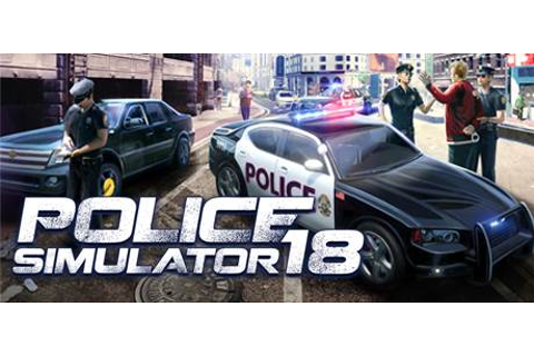 Police Simulator 18 Free PC Game Download