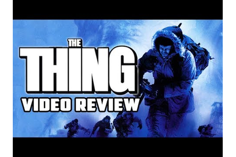 The Thing PC Game Review - YouTube