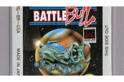CGR Undertow - BATTLE BULL review for Game Boy - YouTube