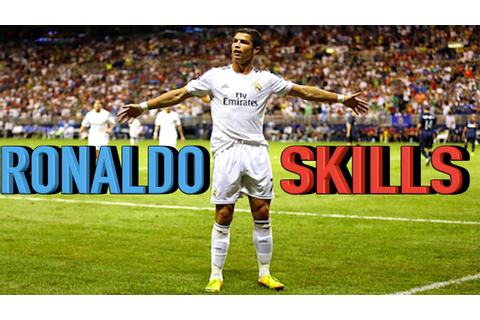 Cristiano Ronaldo Skills - LEARN Crazy Football Soccer In ...
