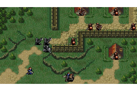 Fire Emblem: Thracia 776 is a brave experiment | Michibiku