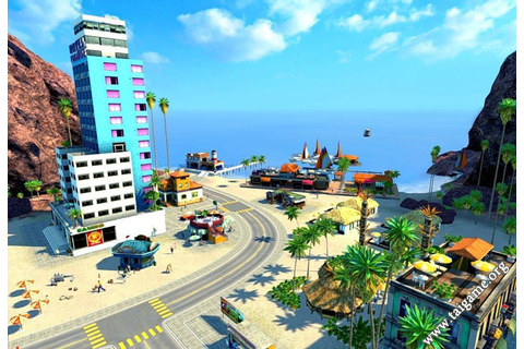 Tropico 4 - Download Free Full Games | Strategy games