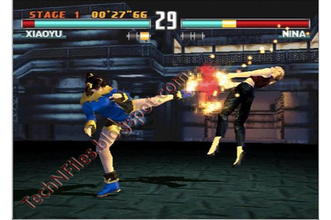Tekken 3 Pc Version Game Free Download . - Tech N Files Blog