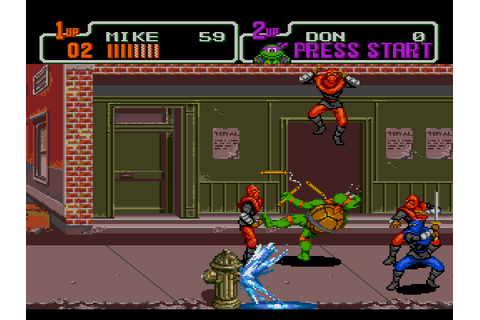 Teenage Mutant Hero Turtles - The Hyperstone Heist (Europe ...
