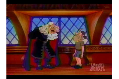 Peter Pan and the Pirates Episode 24 Hook the Faithful Son ...