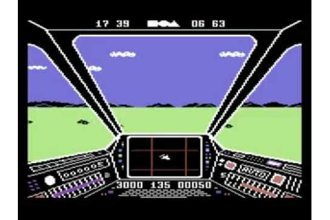 Skyfox (C64) | Commodore 64 | Videogames, Video Games, Games