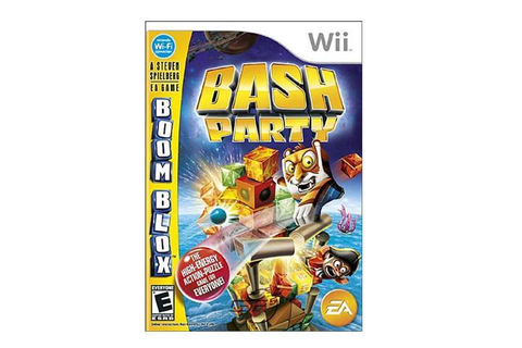 Boom Blox: bash party Wii Game-Newegg.com