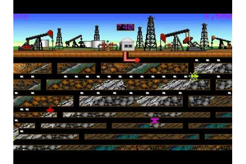 Oil's Well - [MS-DOS] - YouTube