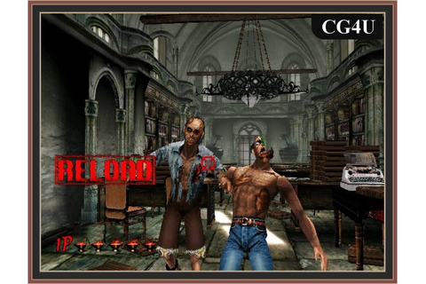 Free Download The House Of The Dead PC Full Version Game