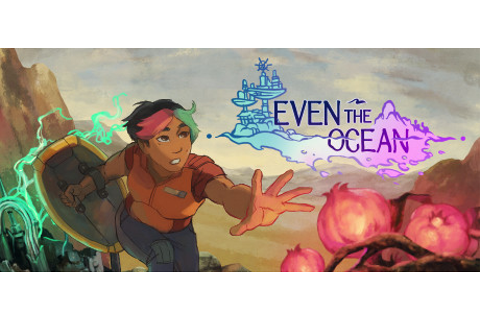 Even the Ocean on Steam