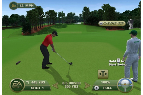All Gaming: Download Tiger Woods PGA Tour 12 The Masters ...