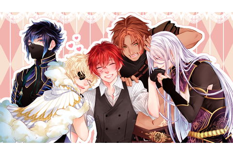 Legend of Rune: A BL / Yaoi Visual Novel RPG by YesterJoy ...