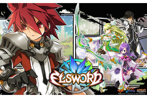 Just Walls: Elsword Online morpg Game Wallpaper