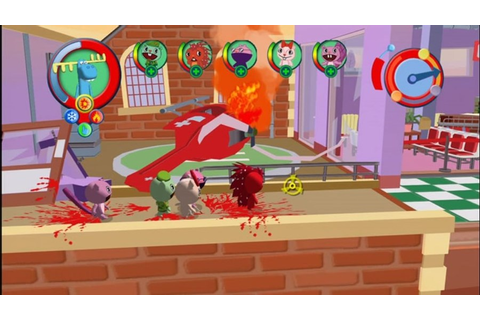 Happy Tree Friends: False Alarm News and Achievements