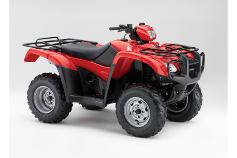 2012 Honda FourTrax Foreman 4x4 ES Review - Top Speed